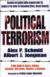 Political Terrorism Book PDF