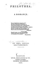 Philothea: A Romance