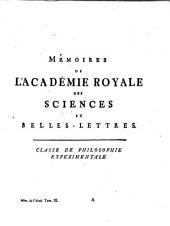Histoire de l'académie royale des sciences: année MDCCLIII.