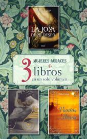PACK MUJERES AUDACES (3 libros en un solo volumen).