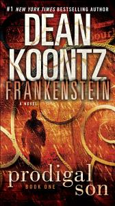 Frankenstein  Prodigal Son Book