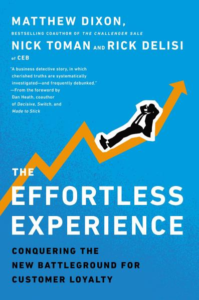 Download The Effortless Experience Book