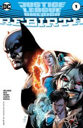 Justice League of America: Rebirth (2017-) #1