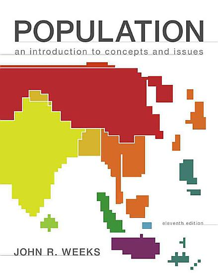 Population  An Introduction to Concepts and Issues PDF