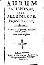Aurum sapientium