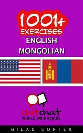1001+ Exercises English - Mongolian