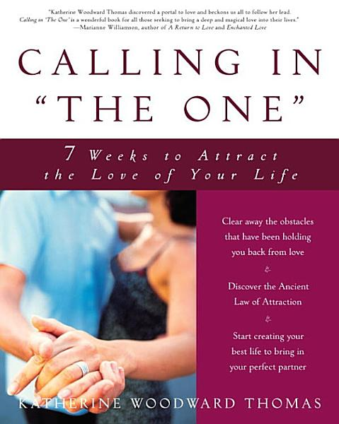 Download Calling in  The One  Book