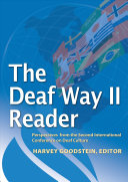 The Deaf Way II Reader PDF