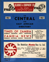 Braby s Central and East African Directory PDF