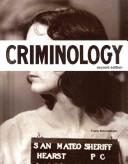 Criminolgy with MyCJLab Student Access Code PDF