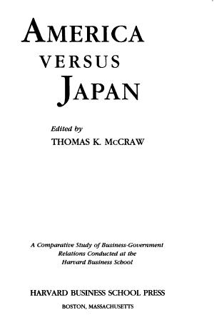 America Versus Japan
