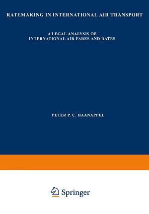 Ratemaking in International Air Transport
