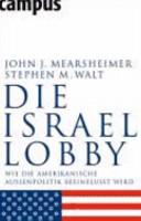 Die Israel Lobby PDF