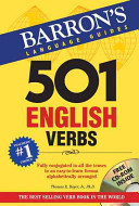 501 English Verbs PDF