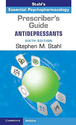 Prescriber s Guide  Antidepressants PDF