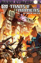 Transformers: More Than Meets the Eye #26 - Dark Cybertron Part 8