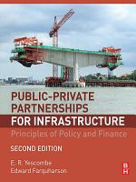 Public Private Partnerships for Infrastructure PDF