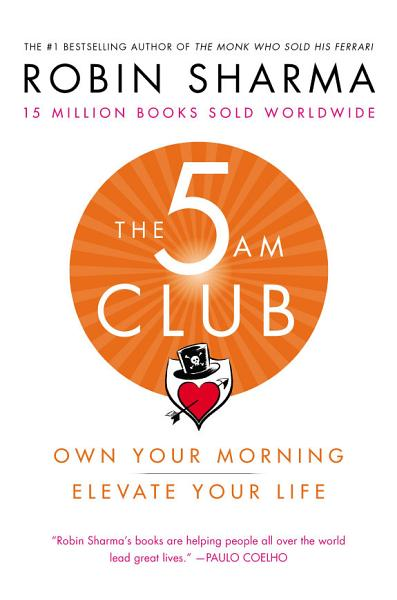 Download The 5 AM Club Book