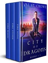City of Dragons, Books 1-3