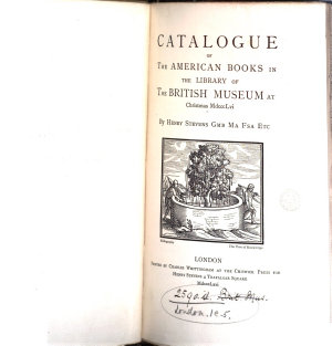 Catalogue of the American books in the library of the British museum at Christmas mdccclvi   With  Catalogue of the Canadian and other British North American books in the library of the British museum at Christmas mdccclvi  and  Catalogue of the Mexican and other Spanish American   West Indian books in the library of the British museum at Christmas 1856  and  Catalogue of the American maps in the library of the British museum at Christmas 1856 PDF