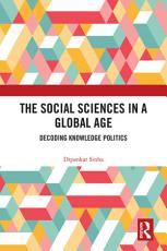 The Social Sciences in a Global Age PDF