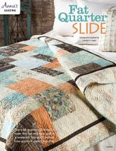 Fat Quarter Slide Quilt Pattern