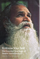 To Know Your Self Book PDF