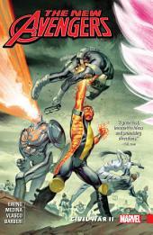 New Avengers: A.I.M. Vol. 3 - Civil War II