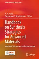 Handbook on Synthesis Strategies for Advanced Materials PDF