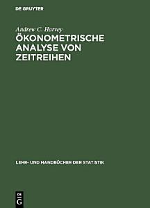 konometrische Analyse von Zeitreihen PDF