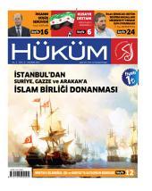 İstanbul'dan Suriye, Gazze ve Arakan'a İslam Birliği Donanması : Hüküm Dergisi: 6. Sayı | Haziran 2013 | Yıl:1