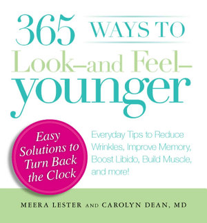365 Ways to Look   and Feel   Younger PDF
