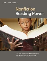 Nonfiction Reading Power Book PDF
