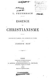 Essence du Christianisme