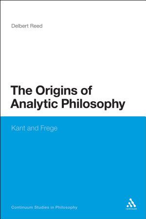 Origins of Analytic Philosophy PDF