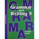 Saxon Grammar   Writing 2nd Edition Grade 5 Kit PDF