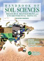 Handbook of Soil Sciences PDF