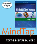 A First Course in the Finite Element Method   Lms Integrated for Mindtap Engineering  1 Term 6 Months Access Card PDF