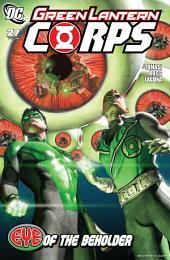 Green Lantern Corps (2006-) #27