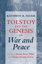 Tolstoy and the Genesis of
