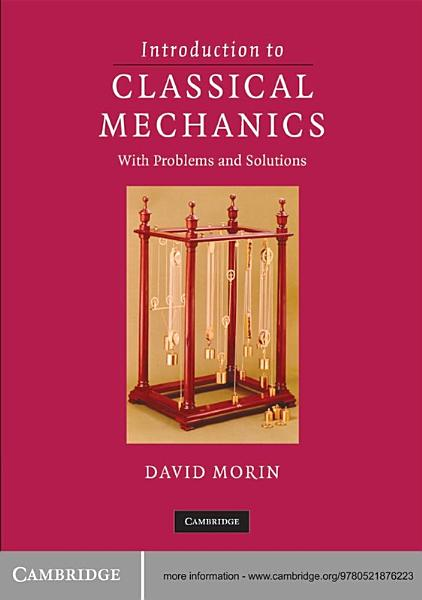 Download Introduction to Classical Mechanics Book