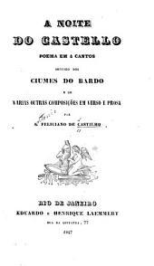 A noite do castello: poema em 4 cantos