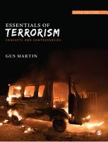 Essentials of Terrorism PDF