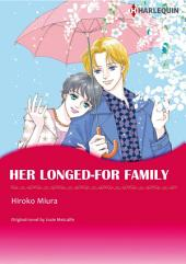 Her Longed-for Family: French Doctors Series, Book 3