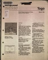 Background notes  Togo PDF