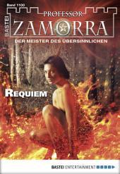Professor Zamorra - Folge 1100: Requiem