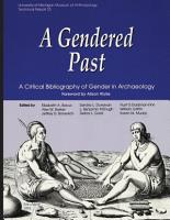 A Gendered Past PDF