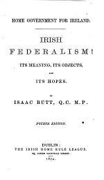 Irish Federalism