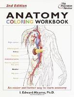 Anatomy Coloring Workbook PDF