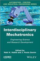 Interdisciplinary Mechatronics PDF